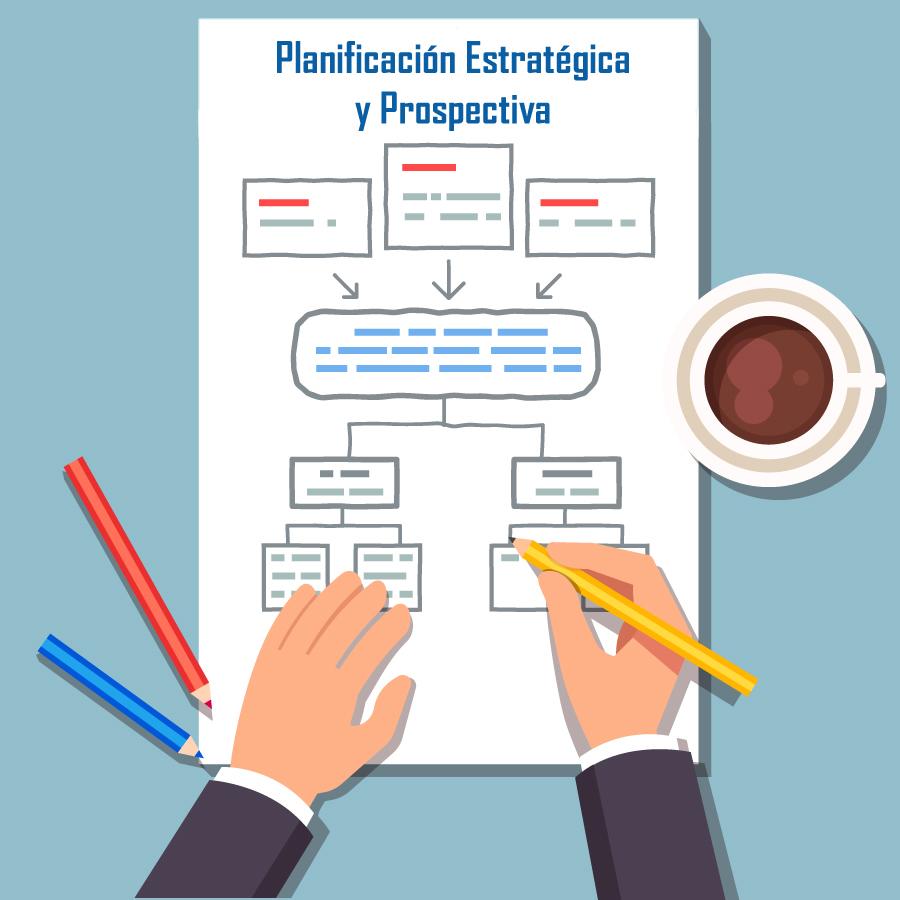Curso Virtual: Planificación Estratégica y Prospectiva, su relevancia para la Planificación táctica y operativa