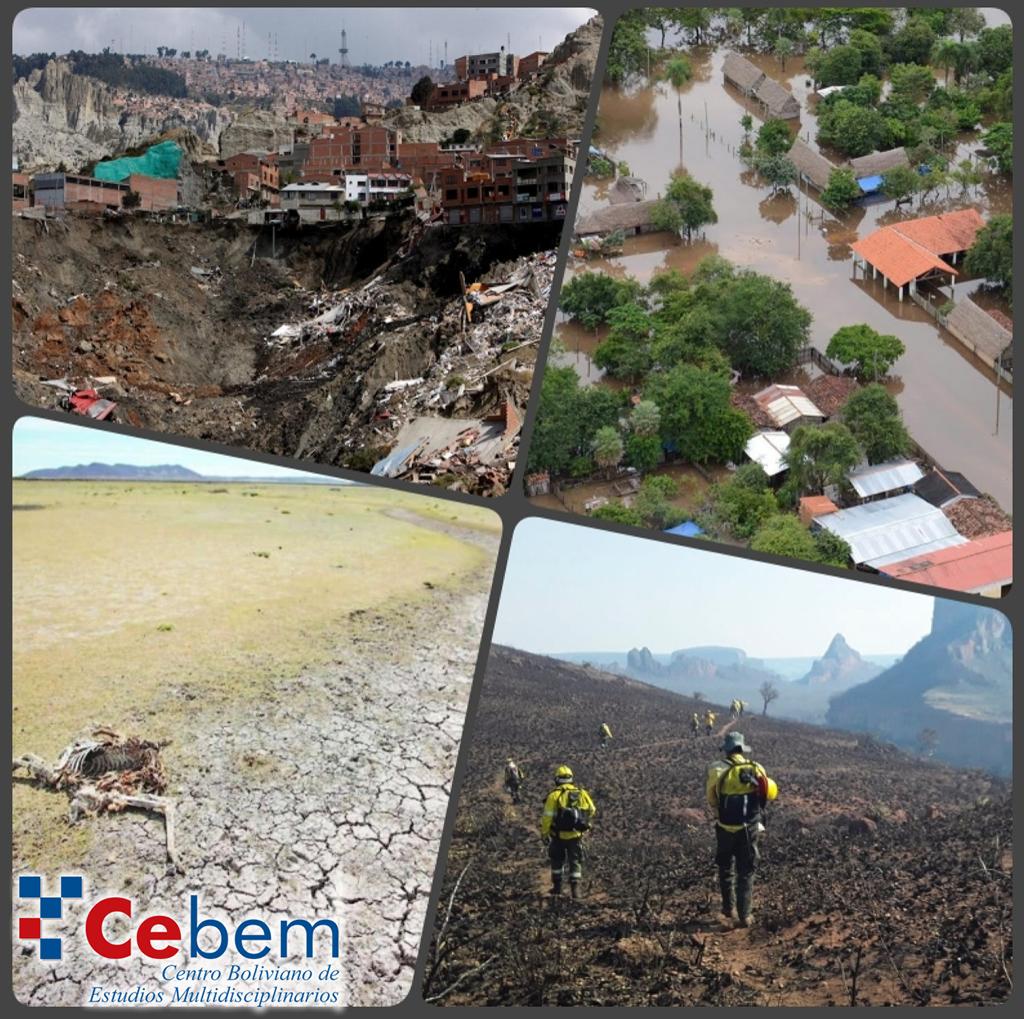 Adaptación al cambio climático, reducción de riesgos y resiliencia en comunidades afectadas por desastres
