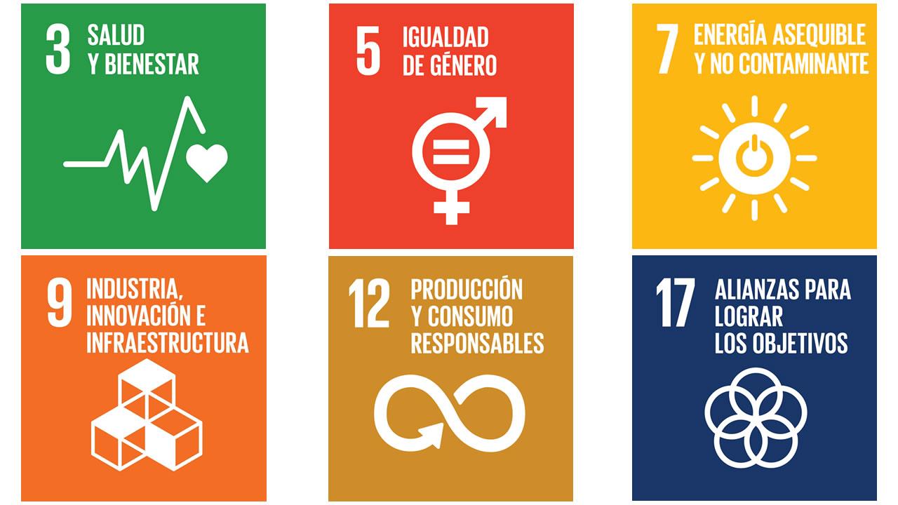 """Mesa 5 """"Nuevos desafíos ambientales: Objetivos de Desarrollo Sostenible (ODS)"""""""